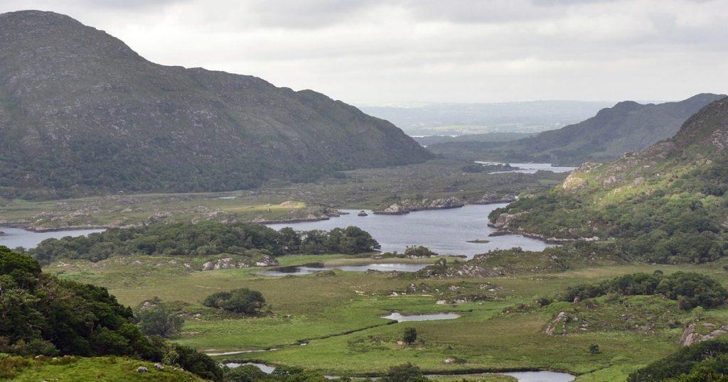 Killarney en Irlande