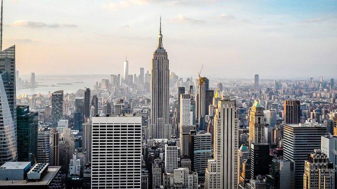 new york en avril