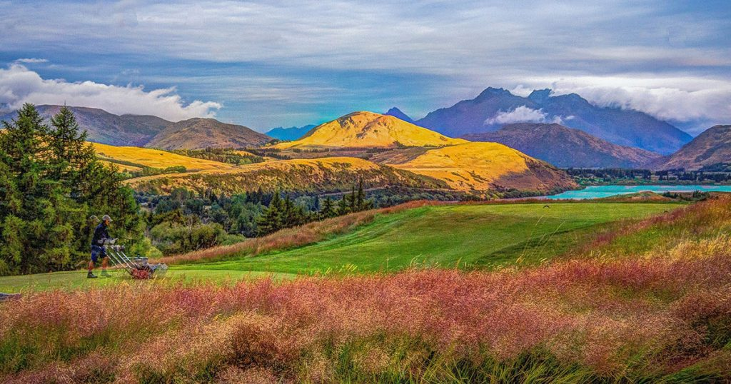 la Nouvelle Zélande, et ses paysages à couper le souffle