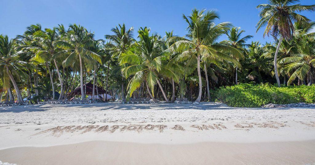plage paradisiaque de république dominicaine