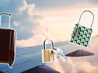 cadenas pour valise