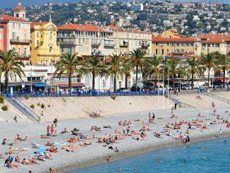 les plus belles plages de nice